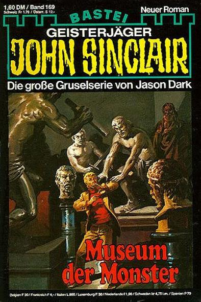 John Sinclair Nr. 169: Museum der Monster