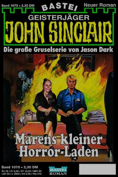 John Sinclair Nr. 1070: Marens kleiner Horror-Laden