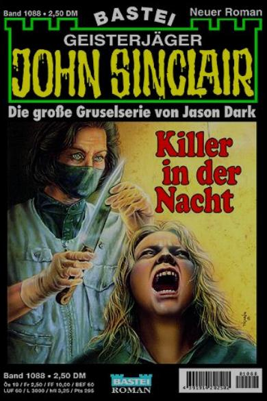 John Sinclair Nr. 1088: Killer in der Nacht