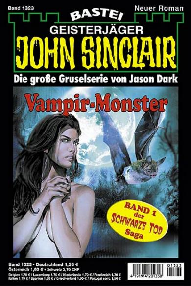 John Sinclair Nr. 1323: Vampir-Monster