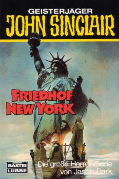 John Sinclair TB Nr. 143: Friedhof New York