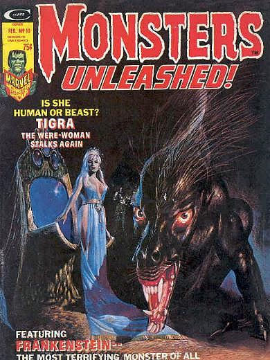 """Monsters Unleashed"""