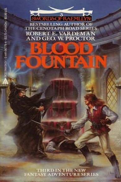 """Blood Fountain"" von Robert E. Vardeman"