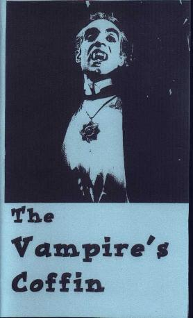 The vampires coffin