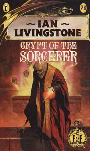 """CRYPT OF THE SORCERER"""