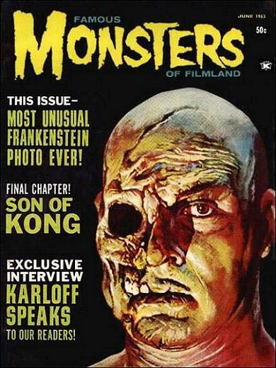 """Famous Monsters of Filmland"" Nr. 23"