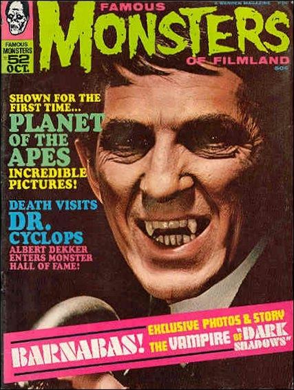 """Famous Monsters of Filmland"" Band 52"