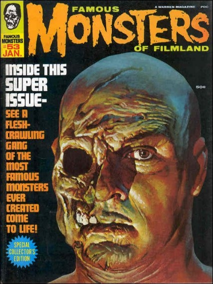 """Famous Monsters of Filmland"" Band 53"