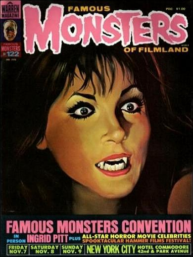 """Famous Monsters of Filmland"" Nr. 122"