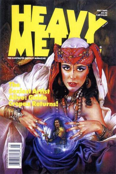 Heavy Metal Magazin 05/1992