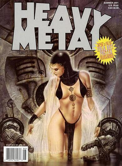 """Heavy Metal"" (Summer 2001)"