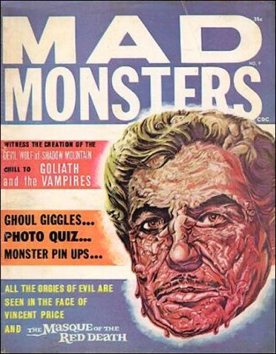 Mad Monsters Nr. 09