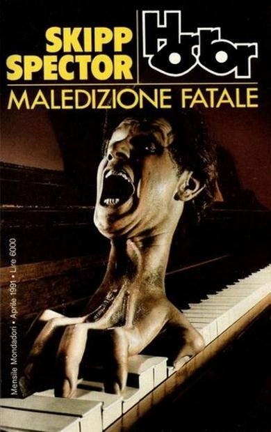 """MALEDIZIONE FATALE - THE LIGHT AT THE END"" (1986) von John Skipp und Craig Spector"