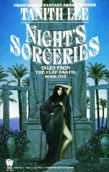 Nights Sorceries von Tanith Lee