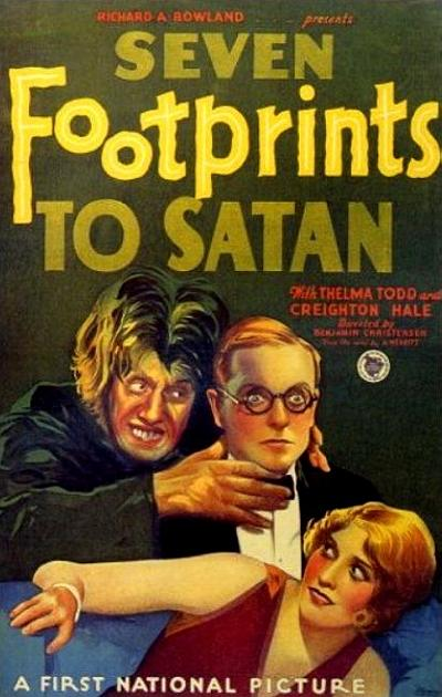 """SEVEN FOOTPRINTS TO SATAN"""