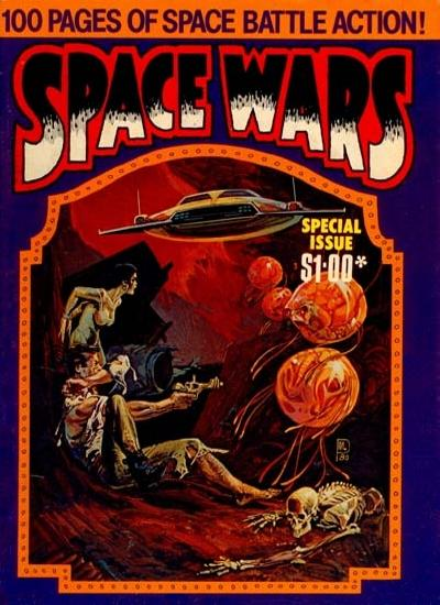 """SPACE WARS - Special Issue"""