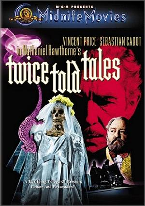 """Twice told tales"" mit Vincent Price"
