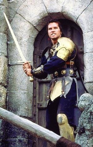"Val Kilmer in ""Willow"""