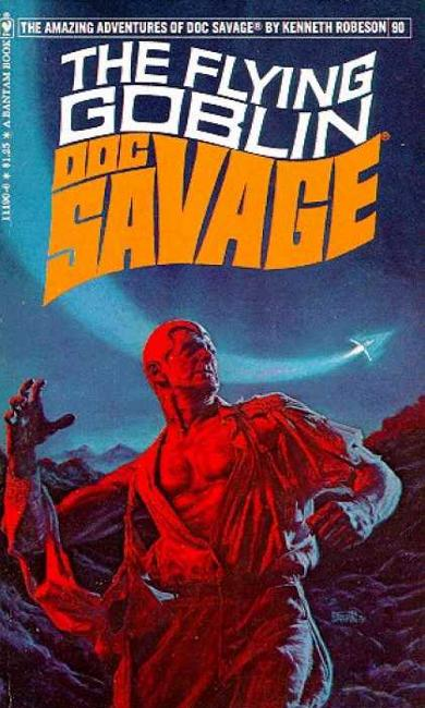 "Doc Savage Nr. 90 ""The flying Goblin"""