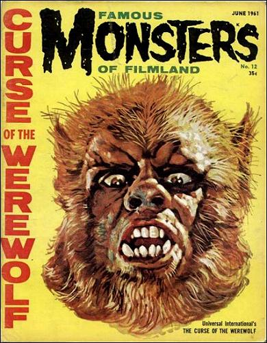 Famous Monsters of Filmland Nr. 12