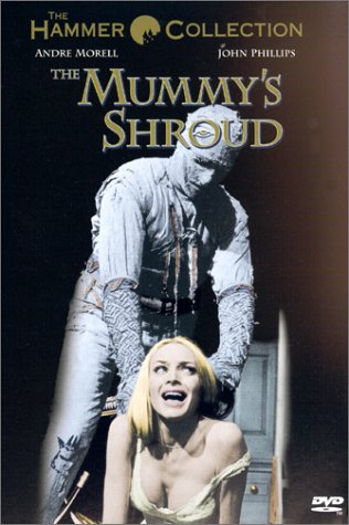 THE MUMMY`S SHROUD
