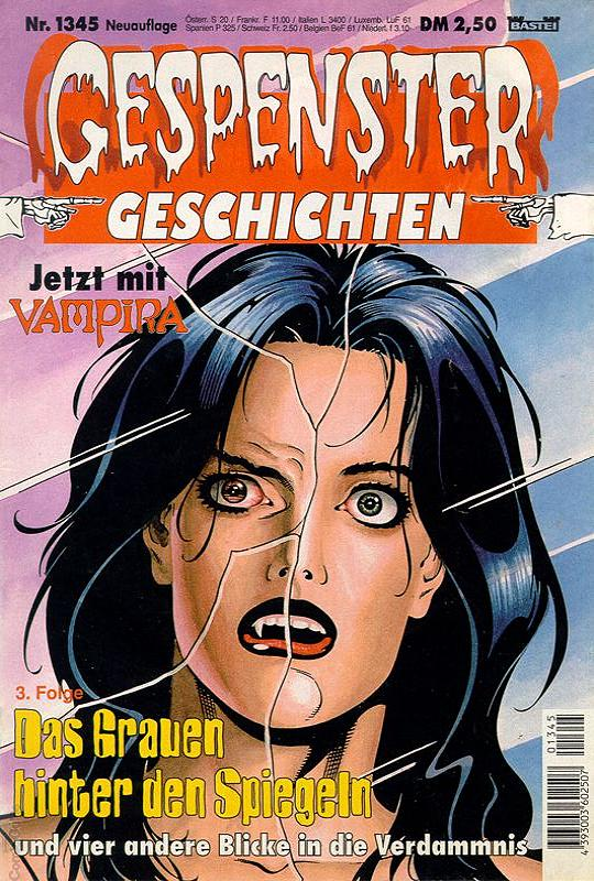 Vampira Comic